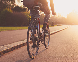 cycling-in-the-park